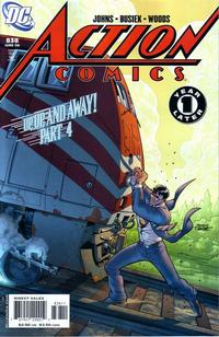 Cover Thumbnail for Action Comics (DC, 1938 series) #838