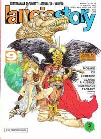 Cover Thumbnail for Lanciostory (Eura Editoriale, 1975 series) #v16#19