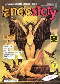 Cover Thumbnail for Lanciostory (Eura Editoriale, 1975 series) #v16#33