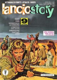 Cover Thumbnail for Lanciostory (Eura Editoriale, 1975 series) #v16#36
