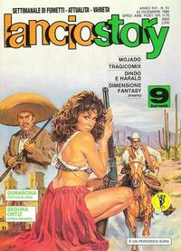 Cover Thumbnail for Lanciostory (Eura Editoriale, 1975 series) #v16#51
