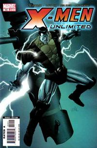 Cover Thumbnail for X-Men Unlimited (Marvel, 2004 series) #14