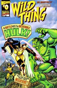 Cover Thumbnail for Wild Thing (Marvel; Wizard, 1999 series) #0