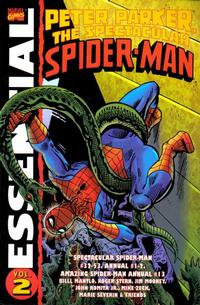 Cover Thumbnail for Essential Peter Parker, the Spectacular Spider-Man (Marvel, 2005 series) #2