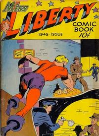 Cover Thumbnail for Miss Liberty (Green Publishing, 1945 series) #1