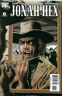 Cover Thumbnail for Jonah Hex (DC, 2006 series) #6