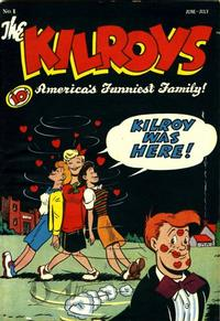 Cover Thumbnail for The Kilroys (American Comics Group, 1947 series) #1