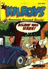 Cover Thumbnail for The Kilroys (American Comics Group, 1947 series) #2