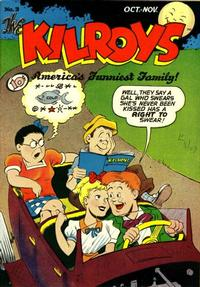Cover Thumbnail for The Kilroys (American Comics Group, 1947 series) #3