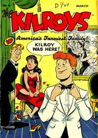 Cover Thumbnail for The Kilroys (American Comics Group, 1947 series) #6