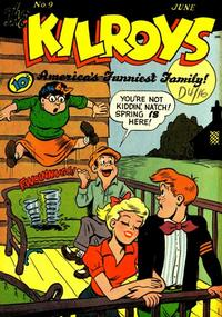 Cover Thumbnail for The Kilroys (American Comics Group, 1947 series) #9