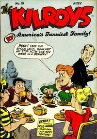 Cover Thumbnail for The Kilroys (American Comics Group, 1947 series) #10
