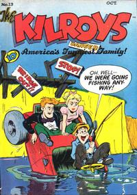 Cover Thumbnail for The Kilroys (American Comics Group, 1947 series) #13