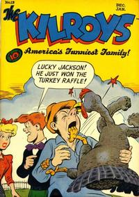 Cover Thumbnail for The Kilroys (American Comics Group, 1947 series) #15