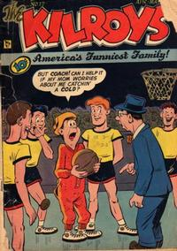 Cover Thumbnail for The Kilroys (American Comics Group, 1947 series) #17