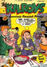 Cover Thumbnail for The Kilroys (American Comics Group, 1947 series) #18