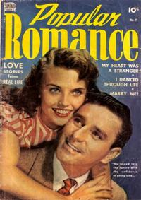 Cover Thumbnail for Popular Romance (Pines, 1949 series) #7