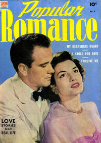 Cover Thumbnail for Popular Romance (Pines, 1949 series) #9
