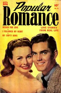 Cover Thumbnail for Popular Romance (Pines, 1949 series) #16