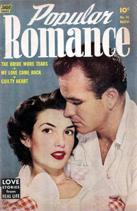 Cover Thumbnail for Popular Romance (Pines, 1949 series) #26