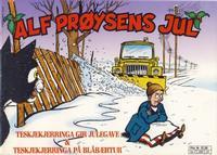 Cover Thumbnail for Alf Prøysens Jul (Semic, 1990 series) #[1991]