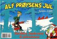 Cover Thumbnail for Alf Prøysens Jul (Hjemmet / Egmont, 2001 series) #2001