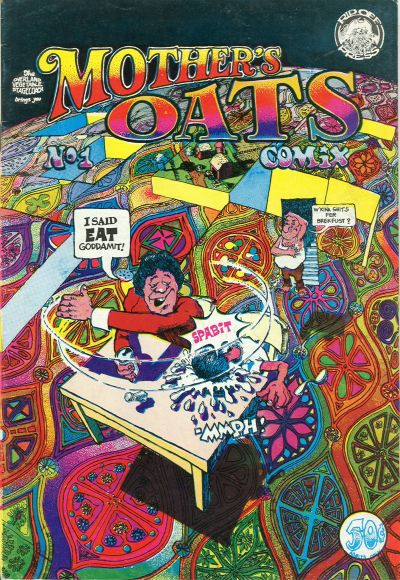 Cover for Mother's Oats Comix (Rip Off Press, 1969 series) #[nn]