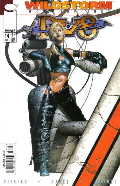 Cover for DV8 (Image, 1996 series) #14