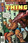 Cover for Marvel Two-in-One (Marvel, 1974 series) #70 [Newsstand]