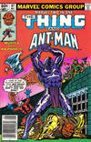 Cover Thumbnail for Marvel Two-in-One (1974 series) #87 [Newsstand]