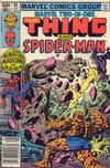 Cover Thumbnail for Marvel Two-in-One (1974 series) #90 [Newsstand]