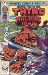Cover for Marvel Two-in-One (Marvel, 1974 series) #93 [Direct]