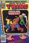Cover for Marvel Two-in-One (Marvel, 1974 series) #94 [Newsstand]