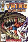 Cover for Marvel Two-in-One (Marvel, 1974 series) #97 [Direct]