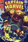 Cover for Marvel's Space-Born Superhero! Captain Marvel (Marvel, 1968 series) #6