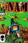 Cover for The 'Nam (Marvel, 1986 series) #4 [Direct]