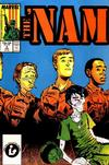 Cover for The 'Nam (Marvel, 1986 series) #9 [Direct Edition]