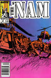 Cover for The 'Nam (Marvel, 1986 series) #13 [Newsstand]
