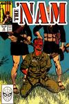 Cover for The 'Nam (Marvel, 1986 series) #16