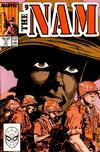 Cover for The 'Nam (Marvel, 1986 series) #17