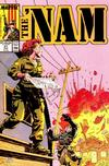 Cover for The 'Nam (Marvel, 1986 series) #21