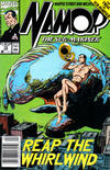 Cover for Namor, the Sub-Mariner (Marvel, 1990 series) #13 [Newsstand]