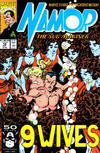 Cover for Namor, the Sub-Mariner (Marvel, 1990 series) #19