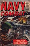 Cover for Navy Combat (Marvel, 1955 series) #3