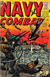 Cover for Navy Combat (Marvel, 1955 series) #14