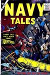 Cover for Navy Tales (Marvel, 1957 series) #4