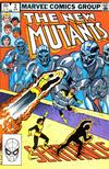 Cover for The New Mutants (Marvel, 1983 series) #2 [Direct]