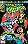 Cover for The New Mutants (Marvel, 1983 series) #5 [Direct]