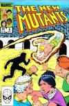 Cover for The New Mutants (Marvel, 1983 series) #9 [Direct Edition]
