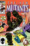 Cover for The New Mutants (Marvel, 1983 series) #33
